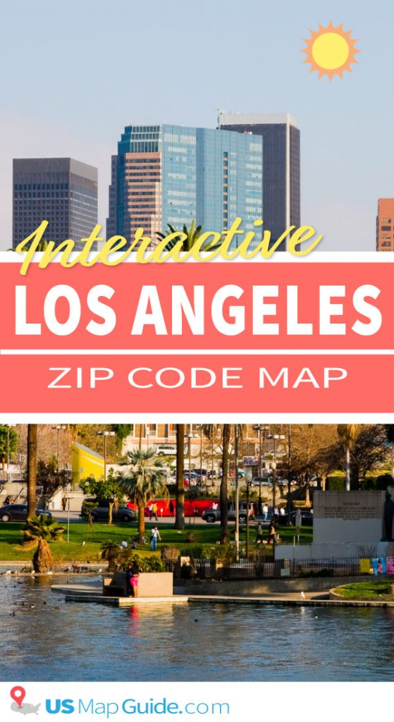 90047 Zip Code Map.Los Angeles Ca Zip Code Map