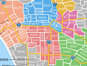 City And Zip Code Guides
